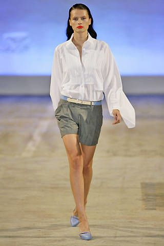 Veronique Branquinho Spring 2009 Ready-to-wear Collections - 002