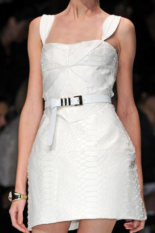Versace Spring 2009 Ready-to-wear Detail - 002
