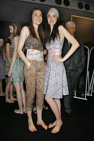 Cacharel Spring 2009 Ready-to-wear Backstage - 002