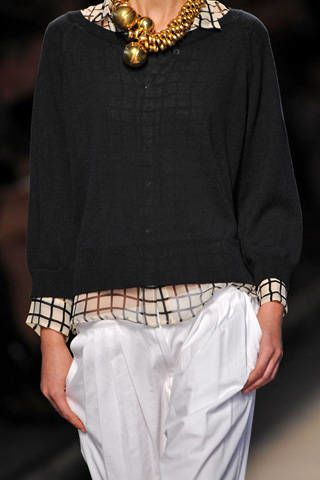 Dries Van Noten Spring 2009 Ready&#45&#x3B;to&#45&#x3B;wear Detail &#45&#x3B; 002