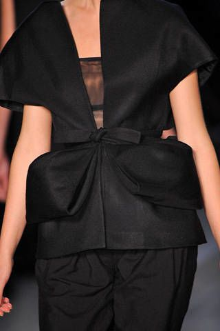 Giambattista Valli Spring 2009 Ready-to-wear Detail - 002