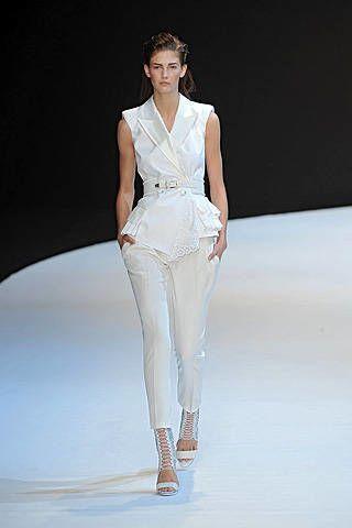 Barbara Bui Spring 2009 Ready&#45&#x3B;to&#45&#x3B;wear Collections &#45&#x3B; 003