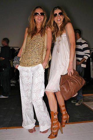 La Perla Spring 2009 Ready-to-wear Backstage - 003