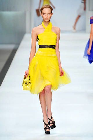 Celine Spring 2009 Ready-to-wear Collections - 003