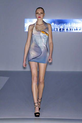 Hussein Chalayan Spring 2009 Ready-to-wear Collections - 002