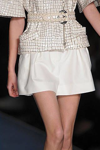 Christian Dior Spring 2009 Ready-to-wear Detail - 002
