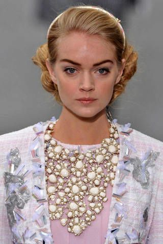 Chanel Spring 2009 Ready&#45&#x3B;to&#45&#x3B;wear Detail &#45&#x3B; 002