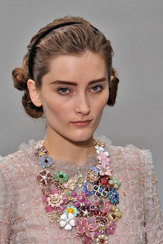 Chanel Spring 2009 Ready&#45&#x3B;to&#45&#x3B;wear Detail &#45&#x3B; 003