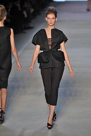 Giambattista Valli Spring 2009 Ready-to-wear Collections - 002