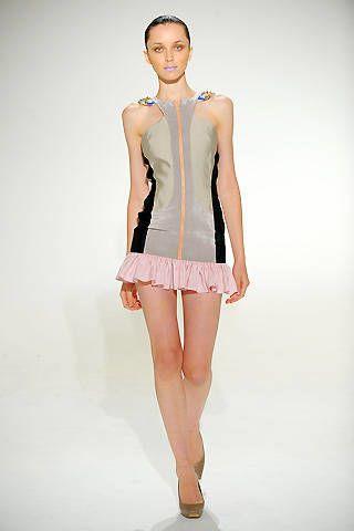 Julian Louie Spring 2009 Ready&#45&#x3B;to&#45&#x3B;wear Collections &#45&#x3B; 002