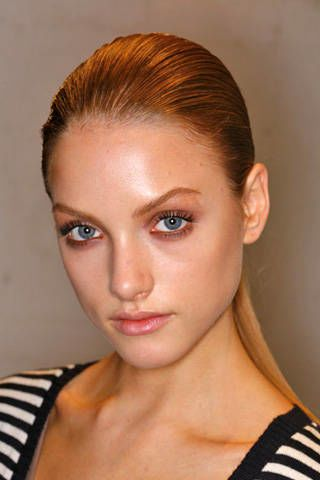 Andrew Gn Spring 2009 Ready-to-wear Backstage - 002