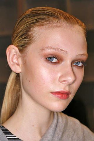 Andrew Gn Spring 2009 Ready-to-wear Backstage - 003