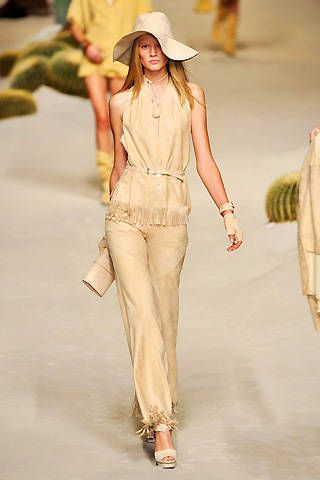 Hermes Spring 2009 Ready&#45&#x3B;to&#45&#x3B;wear Collections &#45&#x3B; 003