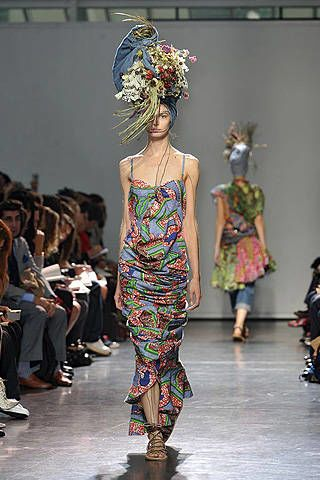 Junya Watanabe Spring 2009 Ready-to-wear Collections - 003