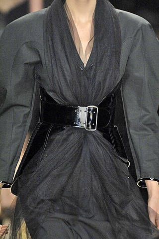 Karl Lagerfeld Spring 2009 Ready-to-wear Detail - 003