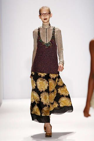 Sabyasachi Spring 2009 Ready&#45&#x3B;to&#45&#x3B;wear Collections &#45&#x3B; 002