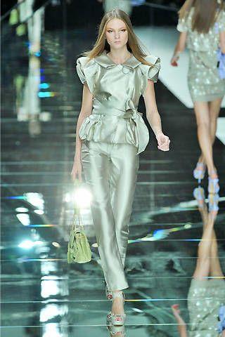 Elie Saab Spring 2009 Ready&#45&#x3B;to&#45&#x3B;wear Collections &#45&#x3B; 002
