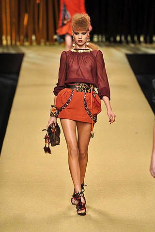 Louis Vuitton Spring 2009 Ready-to-wear Collections - 002