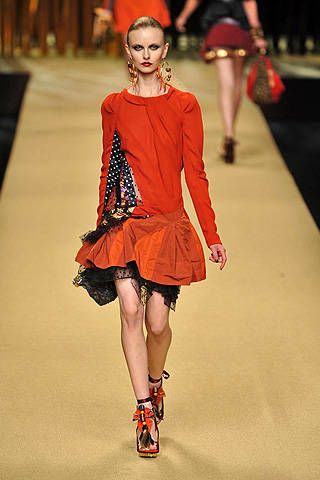 Louis Vuitton Spring 2009 Ready-to-wear Collections - 003