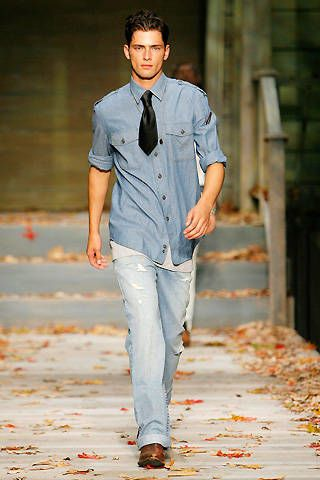 William Rast Spring 2009 Ready-to-wear Collections - 002