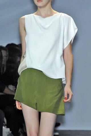 Vanessa Bruno Spring 2009 Ready-to-wear Detail - 002