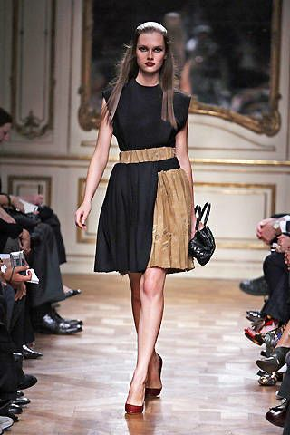 Miu Miu Spring 2009 Ready-to-wear Collections - 002