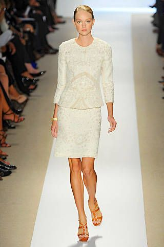Badgley Mischka Spring 2009 Ready-to-wear Collections - 003