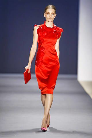 Vivienne Tam Spring 2009 Ready-to-wear Collections - 002