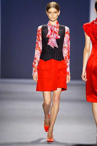 Vivienne Tam Spring 2009 Ready-to-wear Collections - 003