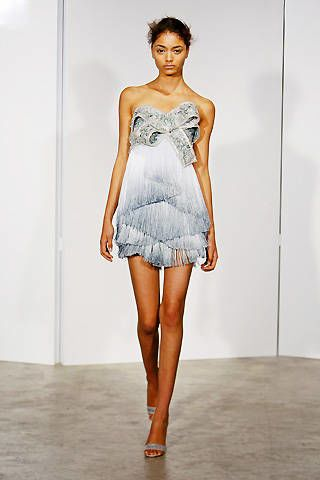 Marchesa Spring 2009 Ready-to-wear Collections - 003