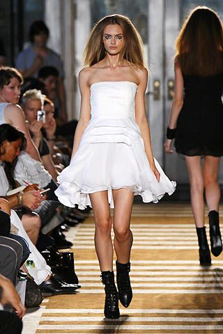 Frank Tell Spring 2009 Ready-to-wear Collections - 002