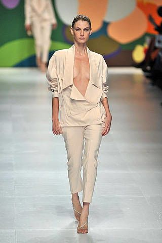 Stella McCartney Spring 2009 Ready-to-wear Collections - 002