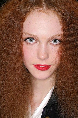 Sonia Rykiel Spring 2009 Ready-to-wear Backstage - 003
