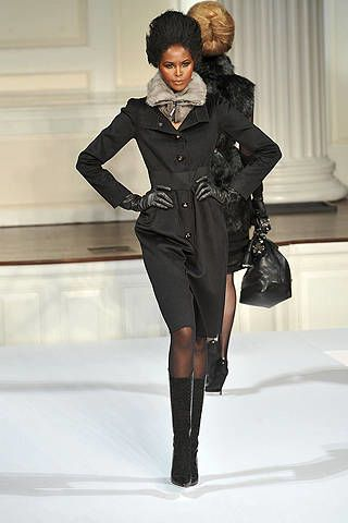 Clothing, Human, Leg, Fashion show, Outerwear, Style, Fashion model, Runway, Fashion, Black,