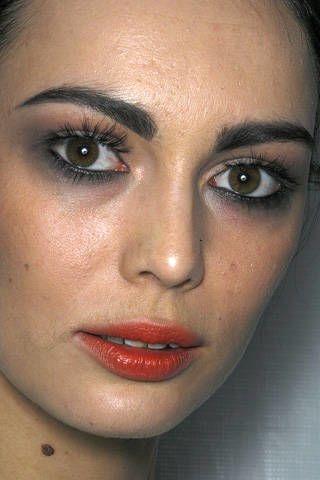 Lip, Cheek, Brown, Skin, Chin, Forehead, Eyelash, Eyebrow, Eye shadow, Iris,
