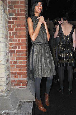 Luella fall fashion 2009