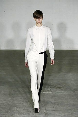 Josh Goot fall fashion 2009