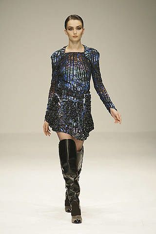 Peter Pilotto fall fashion 2009
