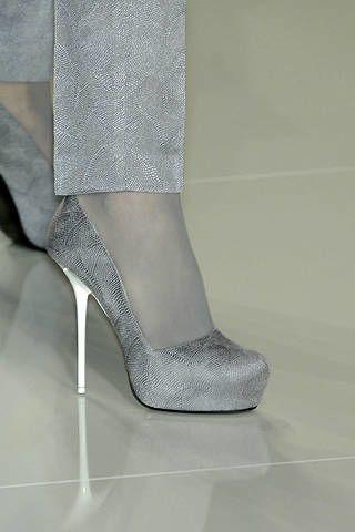 White, Floor, High heels, Fashion, Grey, Silver, Sandal, Natural material, Bridal shoe, Fashion design,
