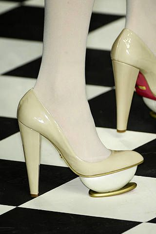 Footwear, Yellow, High heels, Joint, White, Fashion, Tan, Close-up, Beige, Ivory,