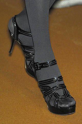 Human leg, Joint, Style, Fashion, Black, Grey, Leather, Silver, Fashion design, Foot,