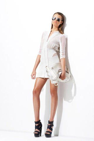 Clothing, Product, Sleeve, Human leg, Shoulder, Shoe, Joint, White, High heels, Sunglasses,