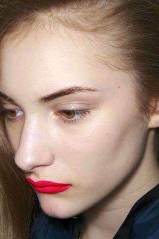 Face, Head, Nose, Lip, Cheek, Brown, Eye, Hairstyle, Skin, Chin,
