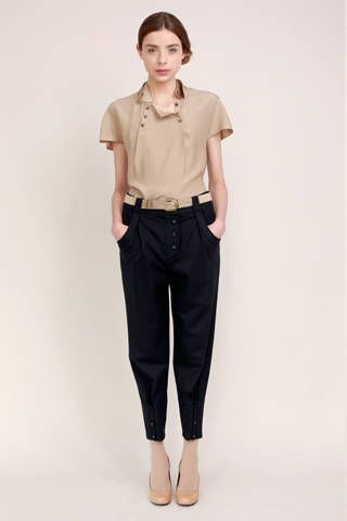 Brown, Dress shirt, Product, Collar, Sleeve, Human body, Trousers, Shoulder, Shirt, Textile,