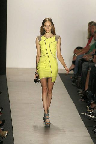 Clothing, Footwear, Leg, Human body, Human leg, Fashion show, Shoulder, Dress, Joint, Style,