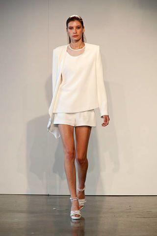 Clothing, Sleeve, Shoulder, Textile, Fashion show, Joint, Human leg, Style, Fashion model, Fashion,