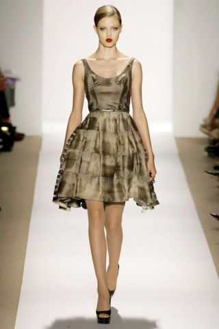 Clothing, Shoulder, Fashion show, Human leg, Textile, Joint, Dress, Fashion model, Style, One-piece garment,