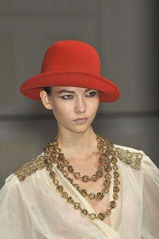 Clothing, Lip, Hat, Fashion accessory, Style, Headgear, Jewellery, Fashion, Vintage clothing, Embellishment,
