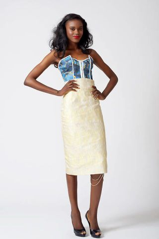 Clothing, Dress, Sleeve, Shoulder, Standing, Joint, One-piece garment, Waist, Formal wear, Style,