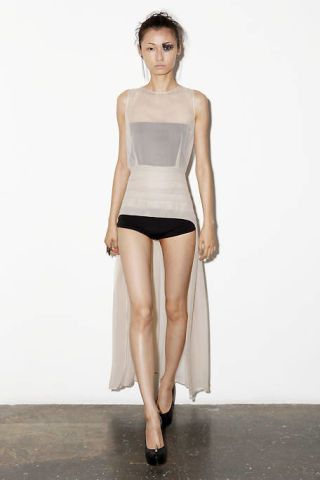 Shoulder, Human leg, Shoe, Textile, Standing, Joint, White, Waist, Style, Fashion model,